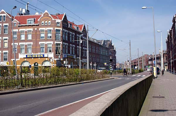 Community-building in Delfshaven Rotterdam