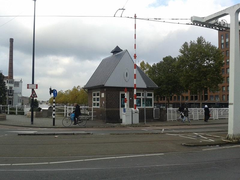 Kiosk in Brugwachtershuisje?