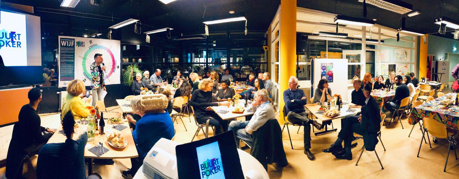 Community-building in Delfshaven Rotterdam